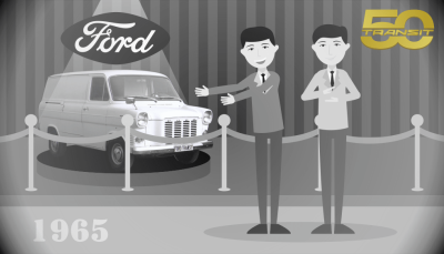Ekstra Bladet & Ford Transit <br>motion graphics